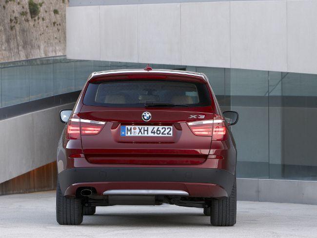 BMW F25 - второе поколение Х3