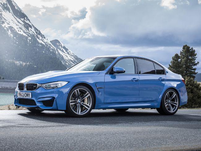 BMW F80 - роскошный седан из серии M3