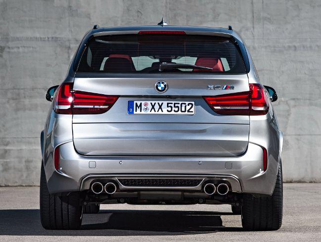 BMW F85 - второе поколение Х5