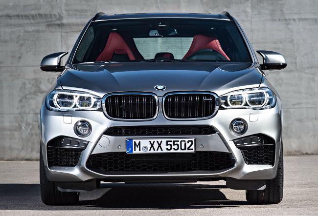 BMW F85 - 2-е поколение X5