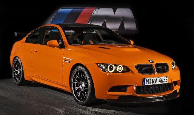 BMW GTS E92 - одна из эксклюзивных моделей M3