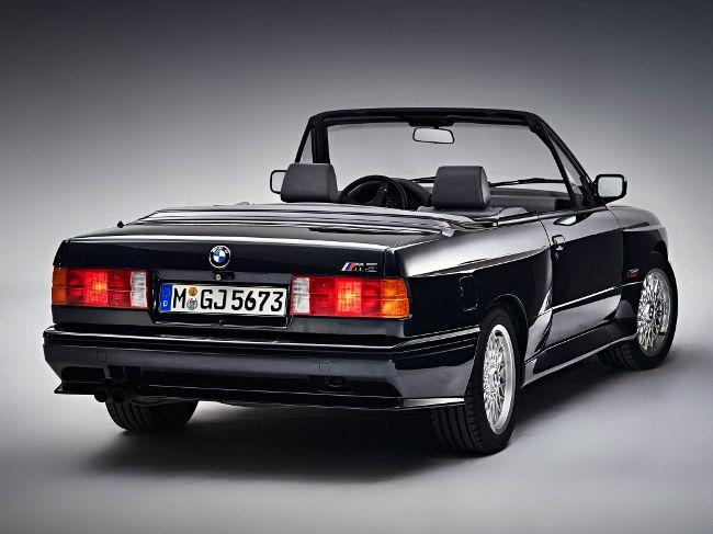 BMW M3 E30 в кузове кабрио