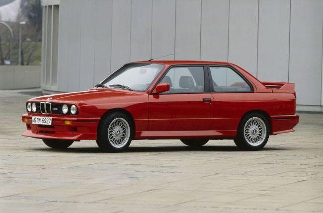 BMW M3 E30 Evolution I Coupe