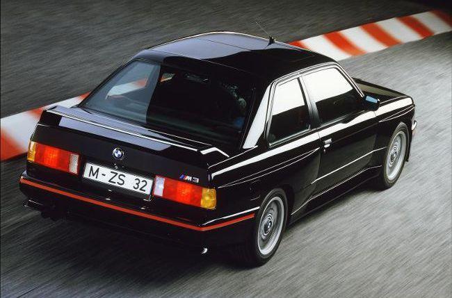 BMW M3 E30 Sport Evolution Coupe