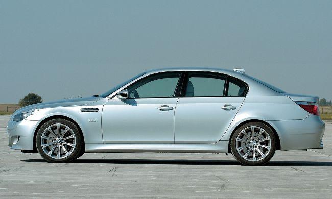 BMW M5 в кузове E60 S
