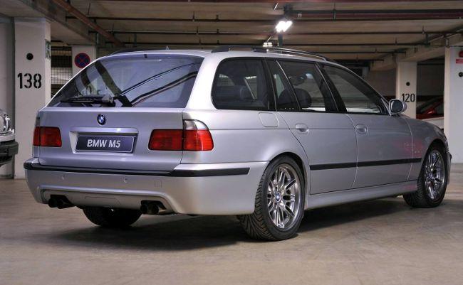 BMW M5 E39 Touring - выпущен в единственном экземпляре