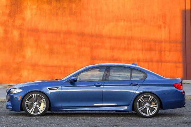 BMW M5 F10 LCI - рестайлинговая модель