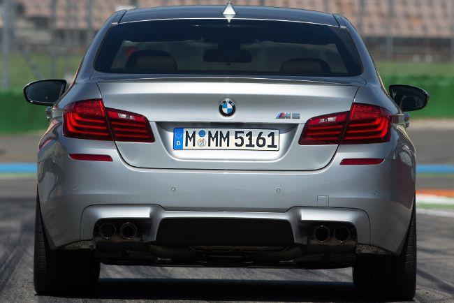 BMW M5 LCI F10 после рестайлинга