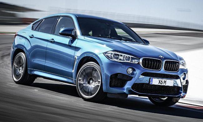 BMW X6 M F86 - новая волна динамичности