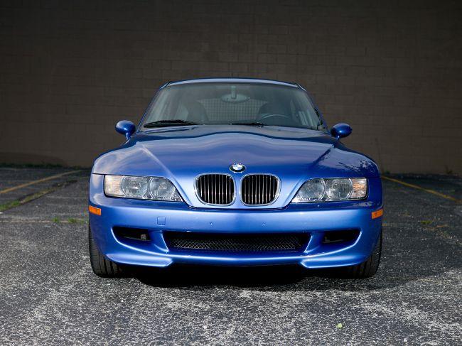 BMW Z3 M Coupe был менее популерным в отличии от Roadster