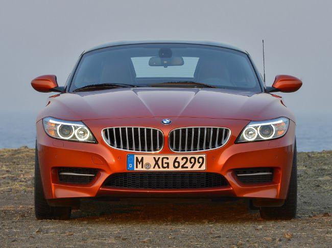 BMW Z4 E89 после обновления