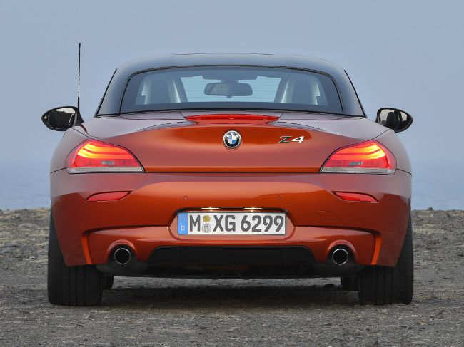BMW Z4 E89 после рестайлинга