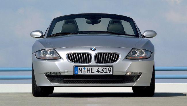 BMW Z4 Roadster E85 - обновленная версия LCI