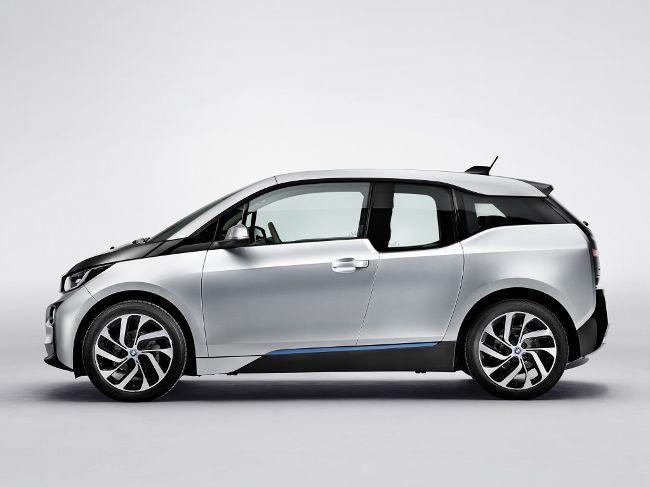 BMW i3 - внутреннее обозначение - i01