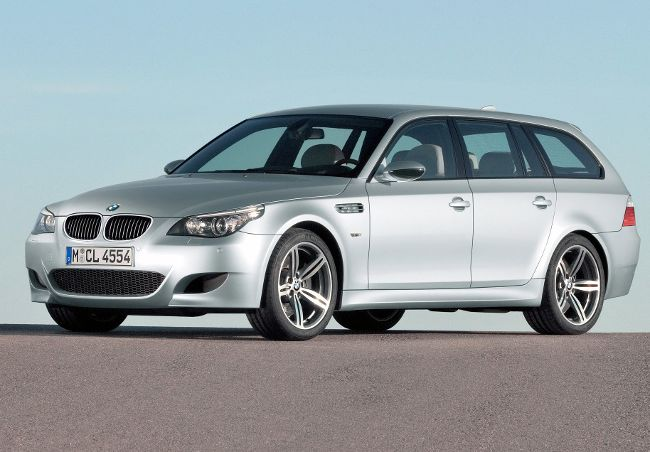 Photo BMW M5 Touring E61S