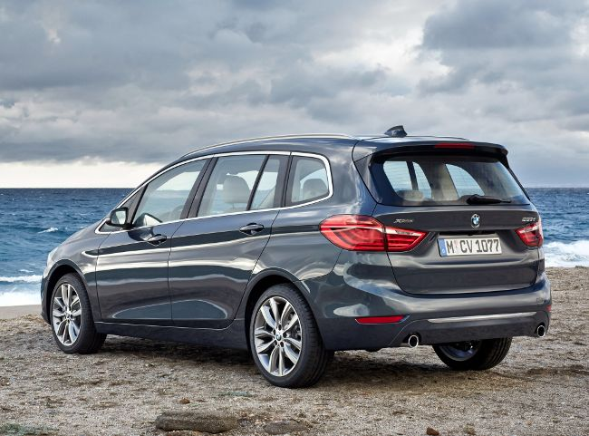BMW Gran Tourer Luxury Line 2 Series