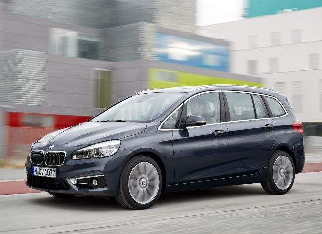 Foto BMW Gran Tourer 2 Series F46