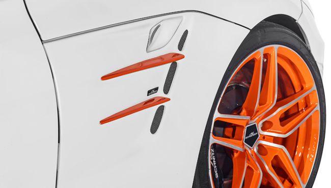 Жабра BMW ACZ4 5.0d