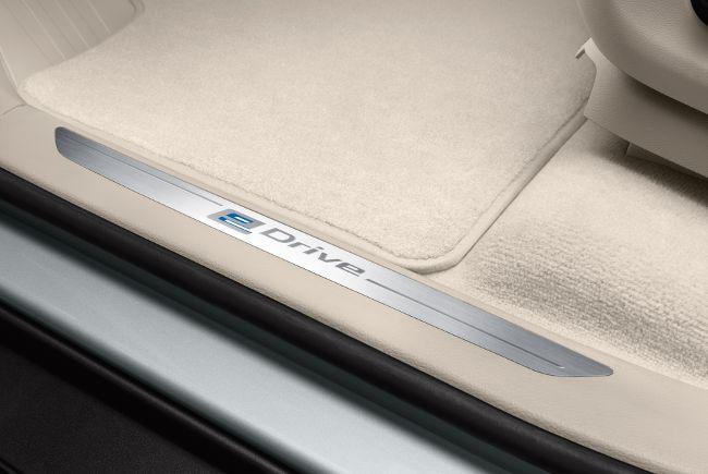Логотип eDrive на пороге X5 F15