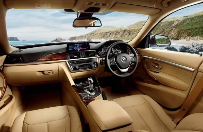 Салон Gran Turismo F34 3 Series Luxury Lounge Edition Japan