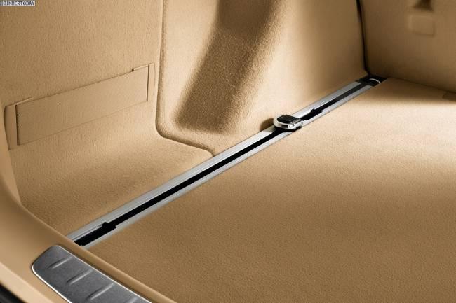 Функциональное багажное отделение 3GT Luxury Lounge Edition