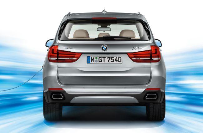 BMW Hybrid 40e X5 F15