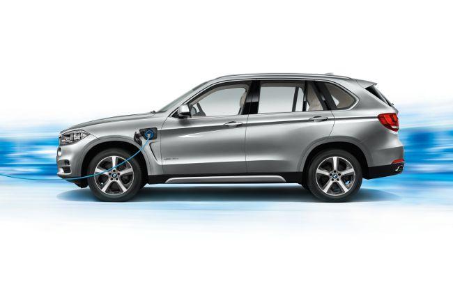BMW Plug in Hybrid 40e F15 X5