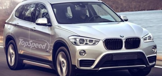BMW X1 F48 - ожидаемая внешность
