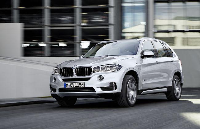Foto BMW X5 xDrive40e