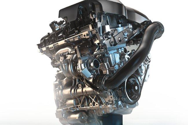 Двигатель-BMW-G30-фото