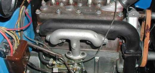 Engine BMW Dixi - DA
