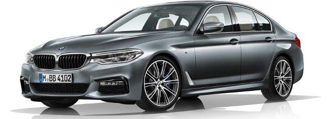 Дизайн-BMW-G30-5-Series