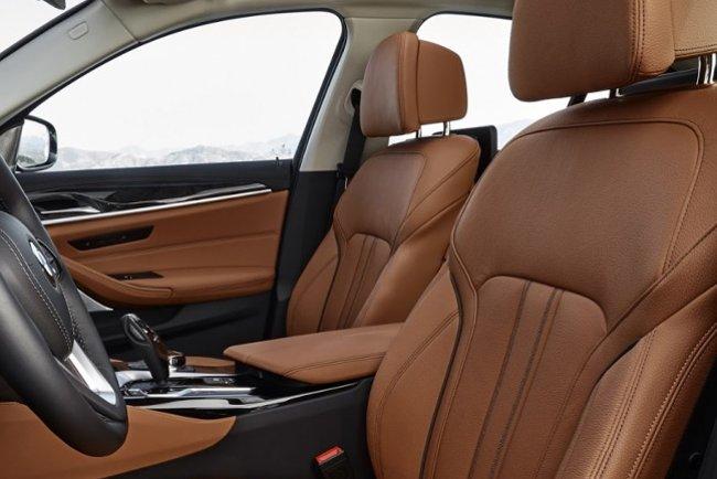 Интерьер-BMW-G30-5-Series