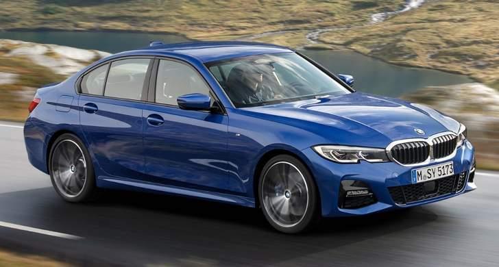 BMW G20 3 Series 2019 year NEW