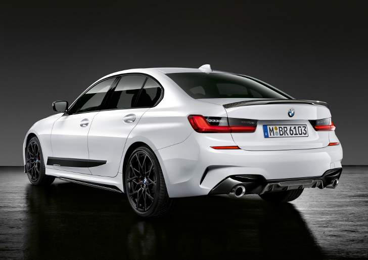 BMW G20 3 Series M Performance - photo