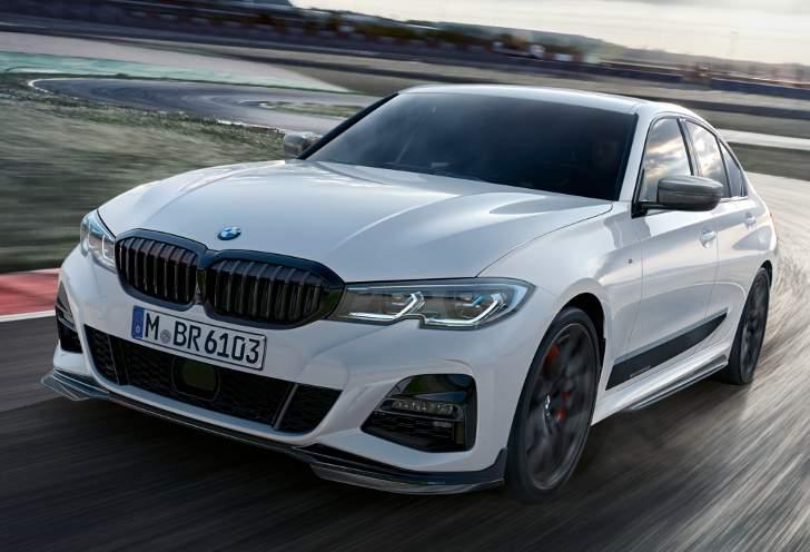 Foto BMW G20 3 Series M Performance