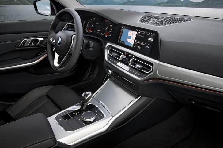 Interior BMW G20 3 Series 2019