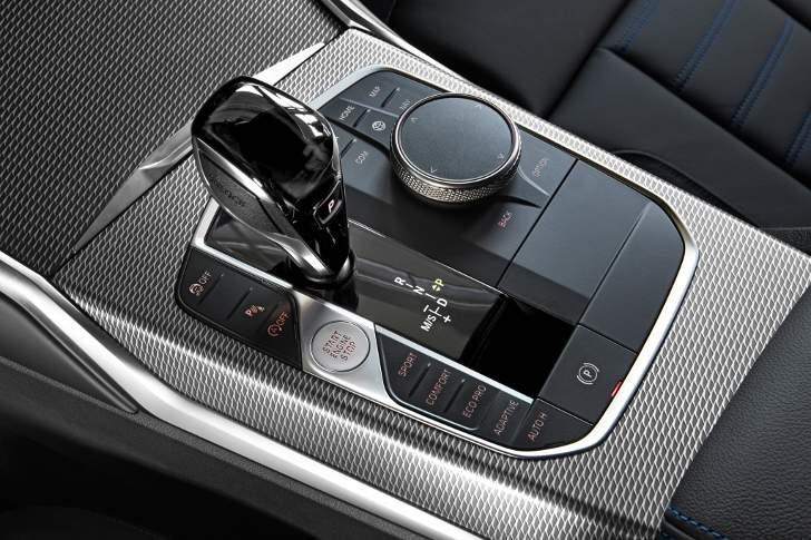 Konsol BMW G20 3 Series 2019