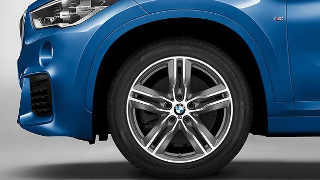 Диск для BMW X1 F48 с пакетом M Sport
