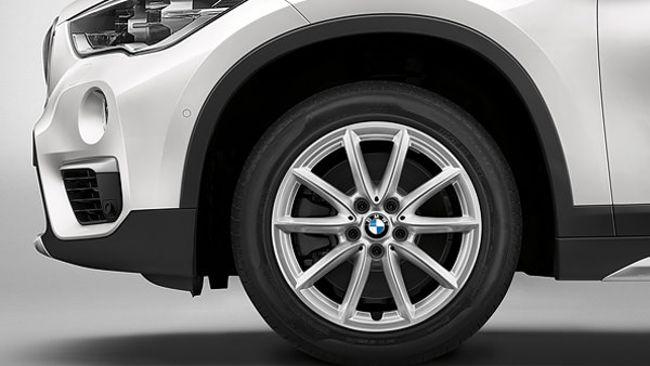 Диск на BMW X1 F48 с пакетом XLine