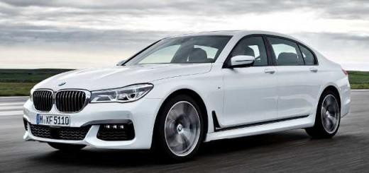 BMW G11 - G12 7 Series - ттх - фото - видео