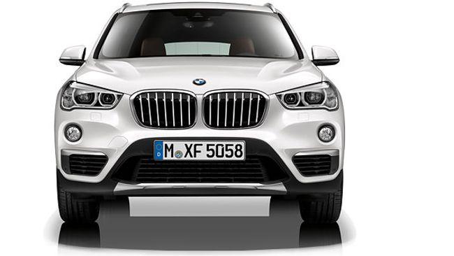BMW X1 F48 с пакетом XLine
