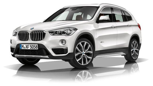 BMW X1 F48 с XLine