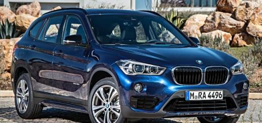BMW X1 xDrive25i F48 c пакетом XLine - ттх - обои