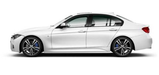 BMW 330i F30 xDrive 3 Series - ттх