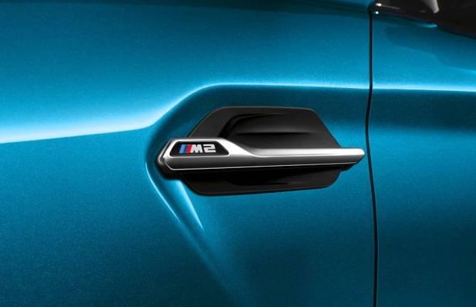 Жабра BMW M2 F87