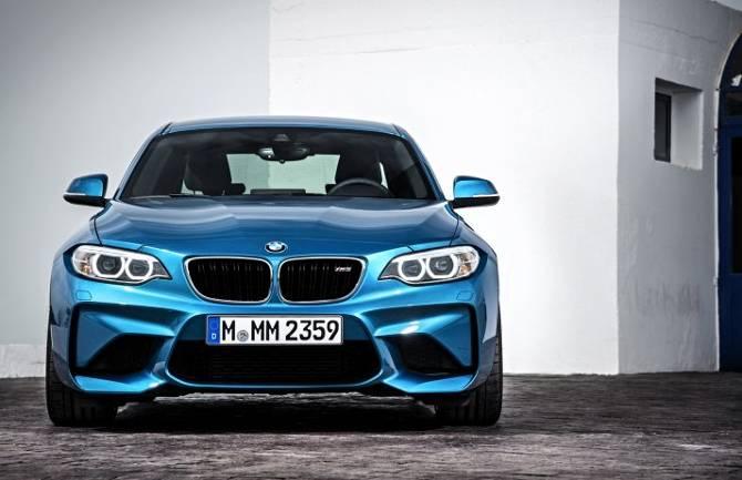 BMW F87 M2 - вид спереди
