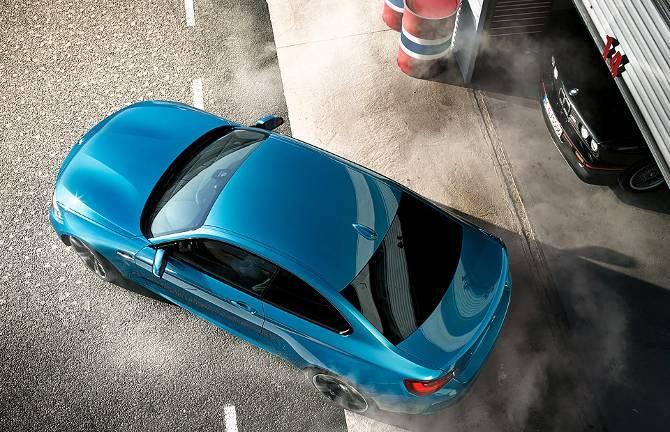 BMW M2 F87 - фото