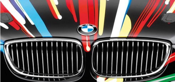 Коллекция автомобилей БМВ Арт Карс