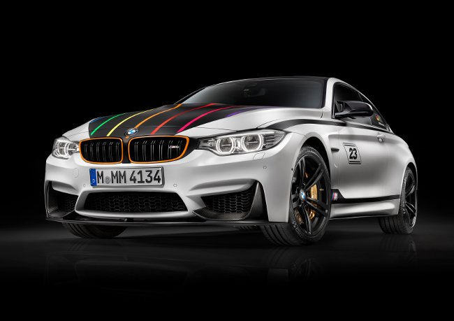 BMW M4 DTM Champion Edition F82 - спереди